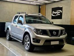 NISSAN FRONTIER 2014/2015 2.5 SV ATTACK 4X2 CD TURBO ELETRONIC DIESEL 4P MANUAL - 2015
