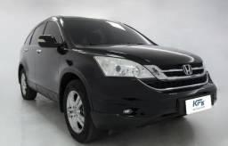 Honda CR-V CRV 2.0 EXL Preto 2010 Automático Completo - 2010