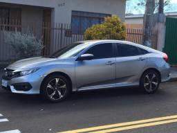 Honda Civic EXL 17/17 - 2017