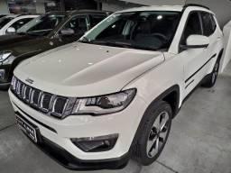 // Jeep Compass Longitude 2.0 - Unico Dono - 2018