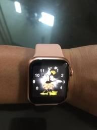 Relógio Inteligente Smartwatch Iwo 12 40mm troca pulseira Lançamento