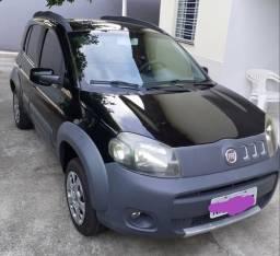 Vende se Fiat Uno Way 11/12 - 2012