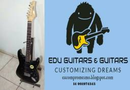 Guitarra kramer 111s