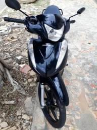 Honda Biz EX 125 Ano: 2011 Flex e Completa( Freio a diaco e jogo de rodas) - 2011