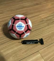 21ad259c20 Bola Futsal Vitória Oficial Costurada Mão Mx510 Profissional