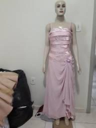 Liquidação de vestido de festa
