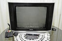 TV Samsung 21 + conversor