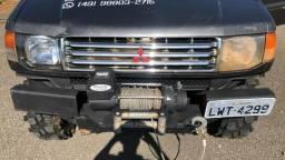 Pajero diesel 4x4 com documentos abaixo de Fipe - 1994