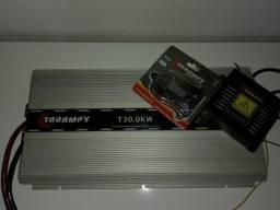 Vendo Taramps alta voltagem 550$$