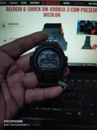 f55893c400f Relógio Casio G-Shock DW-6900LU 3DR