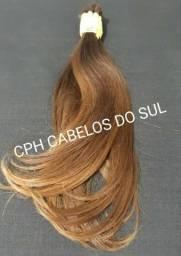 Cabelos sedosos mega hair