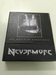 Nevermore -the Obsidian Conspiracy (boxset Digipak, Cards.)