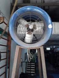 Ventilador e Exaustor Turbo Industrial
