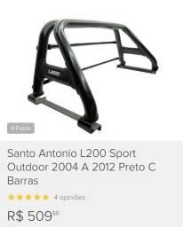 Santo Antônio L200 Outdoor
