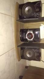 Som Samsung Giga Sound Blast