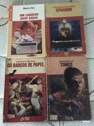Livros da literatura brasileira - Preço para todo o lote das fotos
