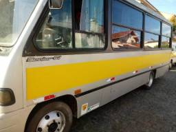 Micro onibus MB 814 - 1997