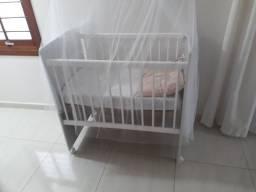 Mini berço moisés cama bebe
