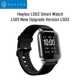 Xiaomi Haylou LS02 - Smartwatch Original em até 12x sem juros
