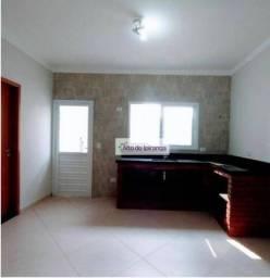 Casa com 2 dormitórios para alugar, 80 m² por R$ 2.250,00/mês - Ipiranga - São Paulo/SP