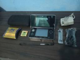 Nintendo 3ds Preto Desbloqueado (c/r4,sd Card) comprar usado  Poções