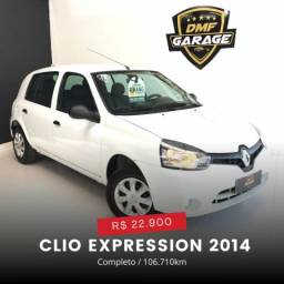 Clio RN Aliz Expr. 1.0 Hi-Power 16V 5p
