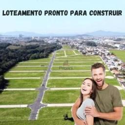 LANÇAMENTO - Loteamento PRONTO PARA CONSTRUIR à venda, terrenos a partir 200 m² por R$ 100