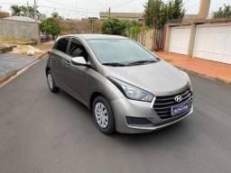 Hyundai HB20  1.0 Cinza 2017