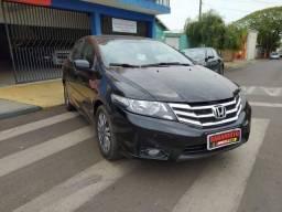 CITY 2013/2014 1.5 LX 16V FLEX 4P AUTOMÁTICO