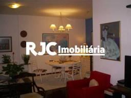 Apartamento à venda com 3 dormitórios em Leblon, Rio de janeiro cod:MBAP32639