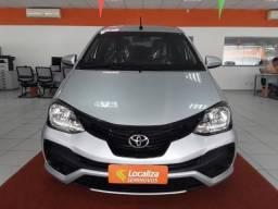 ETIOS 2018/2019 1.3 X 16V FLEX 4P AUTOMÁTICO