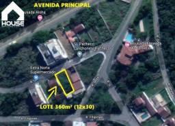 Terreno à venda em Enseada azul, Guarapari cod:TE0002_HSE