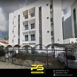 Apartamento com 3 dormitórios à venda, 85 m² por R$ 199.000 - Jardim Cidade Universitária