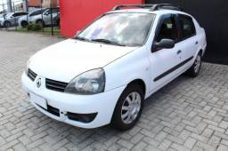 RENAULT CLIO SEDAN(Hi-Flex) AUTHENT.1.6 16v  4p  - 2008