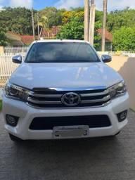 Toyota Hilux CD SRX 2018 - 2018