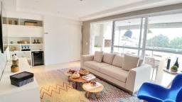 Fn Apartamento No Horto 128 m² 3 suítes + DCE/ Varanda Gourmet