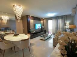 Vendo Apartamento com acabamento diferenciado no Edif. Torre de Murano - Porteira fechada