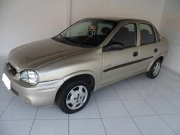 Corsa classic 1.0 vhc life 2008 Bege - 2008