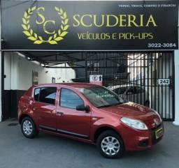 SANDERO 2012/2013 1.0 AUTHENTIQUE 16V FLEX 4P MANUAL - 2013