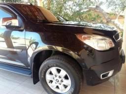 S10 lt aut 4/4 diesel 2013 cor cinza revisada - 2013