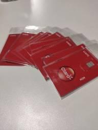 Chip de Dados para Maquininha de Cartão da Mercado Pago