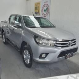 Toyota Hilux SRV 4x4 Diesel 2017