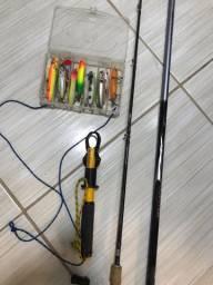 Equipamento para pescaria
