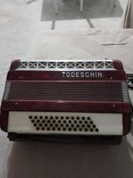 Sanfona acordeon gaita