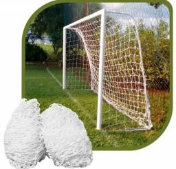 Rede futsal oficial fio 5 milímetros