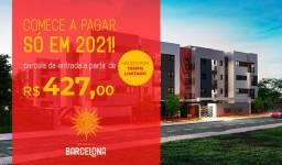 Residencial Barcelona - 48m² - Pinhais, PR