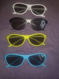 Óculos novos Samsung 3D