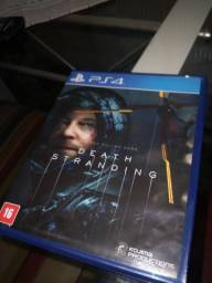 Death stranding semi novo PS4