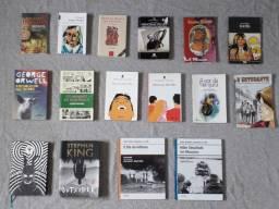 16 livros de conteúdos variados