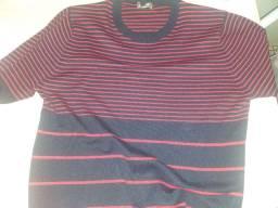 Blusão Vermelho tamanho 18